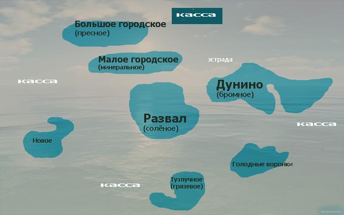 Отзывы о Соль-Илецке на «Тонкостях туризма»